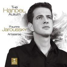 The Händel Album - CD Audio di Georg Friedrich Händel,Philippe Jaroussky