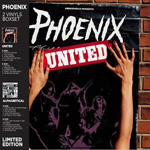 United-Alphabetical - Vinile LP di Phoenix
