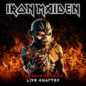 CD The Book of Souls. Live Chapter Iron Maiden