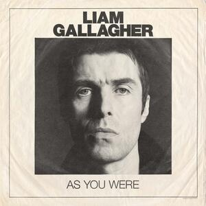 As You Were - Vinile LP di Liam Gallagher