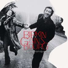 Birkin Gainsbourg. Le Symphonique - CD Audio + DVD di Jane Birkin