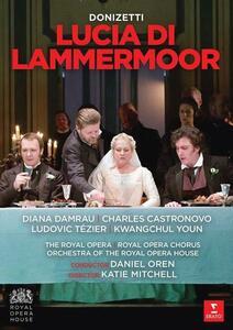 Lucia di Lammermoor (DVD) - DVD