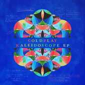 CD Kaleidoscope Ep Coldplay
