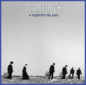 O espírito da paz - Vinile LP di Madredeus
