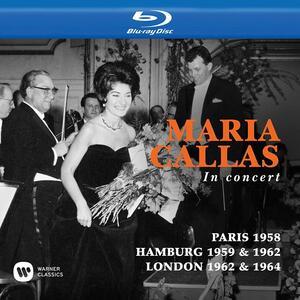 Parigi 1958. Amburgo 1959 e 1962. Londra 1962 e 1964 (3 Blu-ray) - Blu-ray