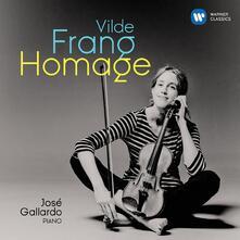 Encores - CD Audio di José Gallardo,Vilde Frang