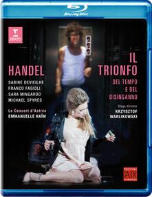 Il trionfo del Tempo e del Disinganno - Blu-ray