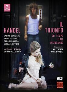 Il trionfo del Tempo e del Disinganno - DVD