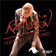 Quemando tiempo 1978-2017 - CD Audio di Ramoncin