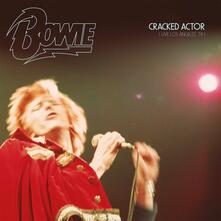 Cracked Actor (Live In Los Angeles 74) - CD Audio di David Bowie