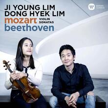 Violin Sonatas - CD Audio di Ludwig van Beethoven,Wolfgang Amadeus Mozart