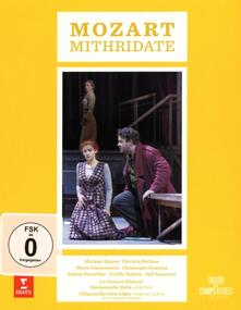 Wolfgang Amadeus Mozart. Mitridate (2 DVD) - DVD di Wolfgang Amadeus Mozart,Emmanuelle Haim,Michael Spyres,Sabine Devieilhe