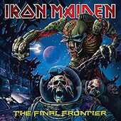 Vinile The Final Frontier Iron Maiden