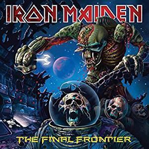 The Final Frontier - Vinile LP di Iron Maiden