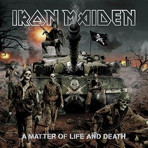 A Matter of Life and Death - Vinile LP di Iron Maiden