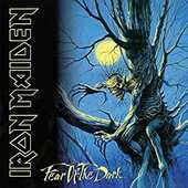 Vinile Fear of the Dark Iron Maiden