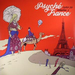 Psyché France 1960-1970 vol.3 - Vinile LP