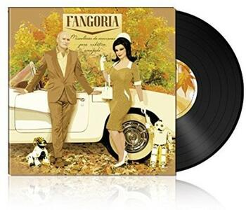 Miscelanea De Canciones.. - Vinile LP di Fangoria