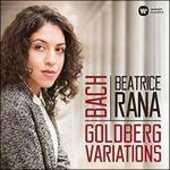 CD Variazioni Goldberg Johann Sebastian Bach Beatrice Rana