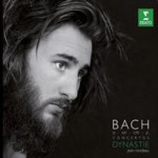 Dynastie. Concerti - CD Audio di Carl Philipp Emanuel Bach,Johann Christian Bach,Johann Sebastian Bach,Wilhelm Friedemann Bach,Jean Rondeau
