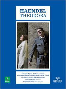 Georg Friedrich Händel. Theodora (2 DVD) di Stephen Langridge - DVD