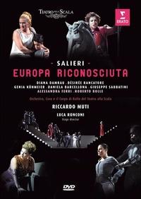 Locandina Antonio Salieri. Europa riconosciuta