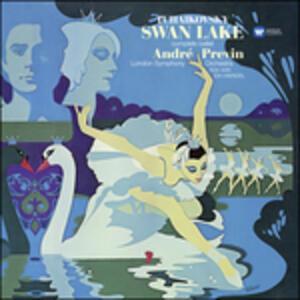Il lago dei cigni (Swan Lake) - Vinile LP di Pyotr Il'yich Tchaikovsky,André Previn,London Symphony Orchestra