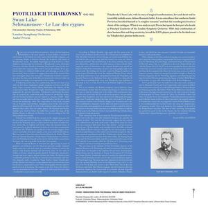 Il lago dei cigni (Swan Lake) - Vinile LP di Pyotr Il'yich Tchaikovsky,André Previn,London Symphony Orchestra - 2
