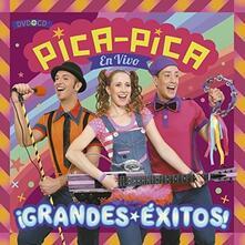 En Vivo: Grandes Exitos - CD Audio di Pica Pica