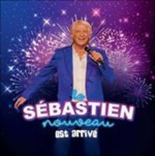 Le Sebastien Nouveau - CD Audio di Patrick Sebastien