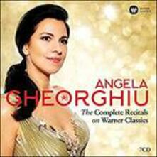 The Complete Recitals on Warner Classics (Box Set) - CD Audio di Angela Gheorghiu