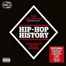 Hip-Hop History. The Collection (Box Set) - CD Audio