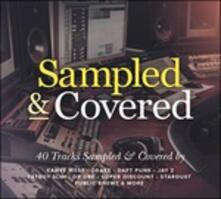 Sampled and Covered - CD Audio