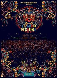 Live 2016: La Pegatina Big Band Show - CD Audio di La Pegatina