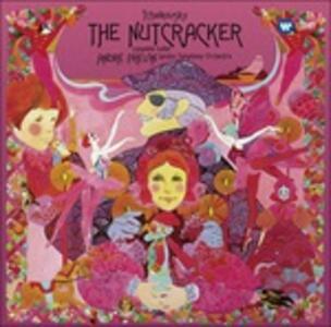 The Nutcracker (Lo schiaccianoci) - Vinile LP di Pyotr Il'yich Tchaikovsky,André Previn,London Symphony Orchestra