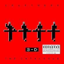 Kraftwerk. 3D The Catalogue (4 Blu-ray) - Blu-ray