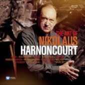 CD The Art of Nikolaus Harnoncourt Nikolaus Harnoncourt