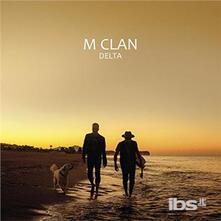 Delta - CD Audio di M-Clan