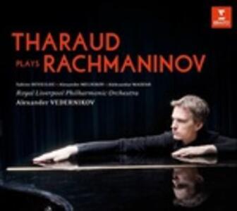 Tharaud suona Rachmaninov - Vinile LP di Sergej Vasilevich Rachmaninov,Alexandre Tharaud