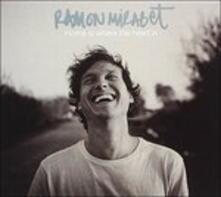 Home Is Where (Digipack) - CD Audio di Ramon Mirabet
