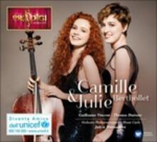 Camille & Julie Berthollet - CD Audio di Camille Berthollet,Julie Bertholle