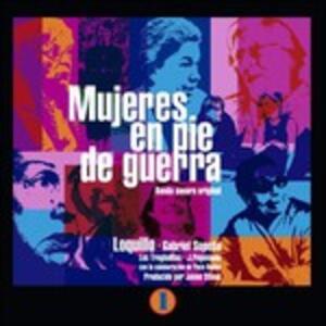 Mujeres En Pie De Guerra - Vinile LP di Loquillo