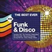 CD The Best Ever Funk and Disco