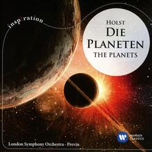 Planets - CD Audio di Gustav Holst