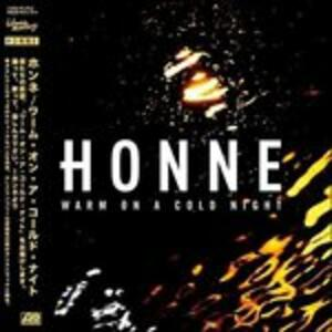 Warm on a Cold Night - Vinile LP di Honne