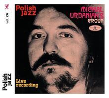 Live Recording - CD Audio di Michal Urbaniak
