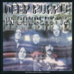 In Concert '72 - Vinile LP di Deep Purple