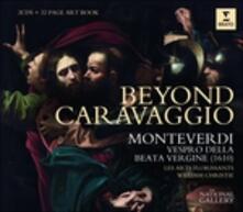 Beyond Caravaggio. Vespro della Beata Vergine - CD Audio di Claudio Monteverdi,William Christie,Les Arts Florissants
