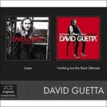 Listen - Nothing but the Beat Ultimate - CD Audio di David Guetta