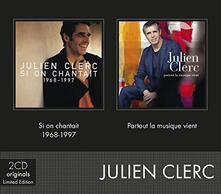 Si on chantait. Best of Julien Clerc - CD Audio di Julien Clerc